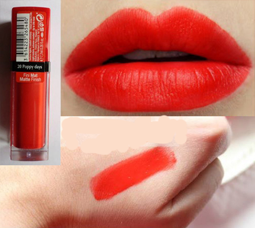 Son Bourjois Rouge Edition Velvet màu 20